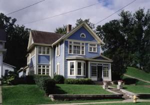 carole blue house